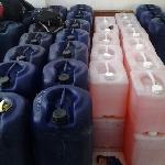 Pabrik sabun shampo detergen sabun cuci piring Workshop