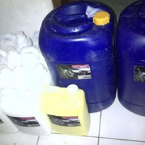 Pabrik sabun shampo detergen sabun cuci piring semir ban kemasan 5ltr dan 30ltr