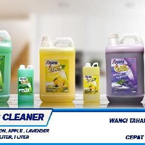 Pabrik sabun dan shampo FLOOR CLEANER (PEMBERSIH LANTAI) LEMON & APPLE pembersih lantai floor cleaner