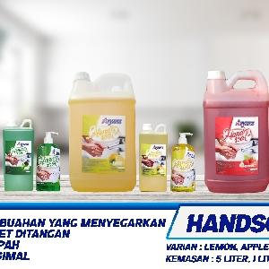 Pabrik sabun shampo detergen sabun cuci piring HANDSOAP ( SABUN CUCI TANGAN ) HANDSOAP SABUN CUCI TANGAN ANTI BAKTERI