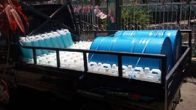 Pabrik sabun dan shampo DI KIRIM GRATIS SAMPAI TUJUAN