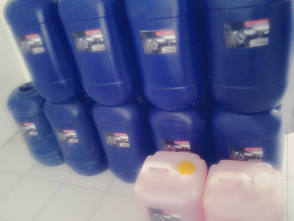 Pabrik sabun shampo detergen sabun cuci piring KONSENTRAT SHAMPO